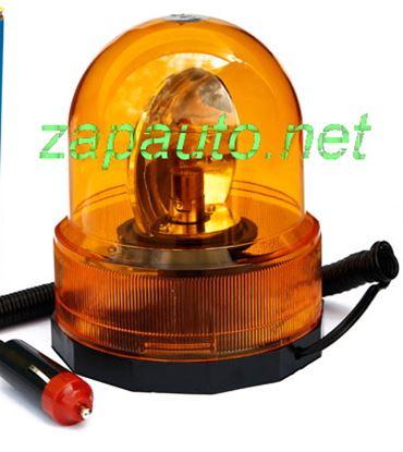Изображение Маяк проблесковый 24В (магнит)