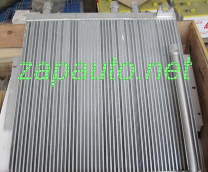 Изображение Радиатор кпп XG951III, XG951H, XG953III, XG953H, XG955III, XG955H