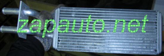 Изображение Радиатор отопителя XG931III, XG932III, XG935III