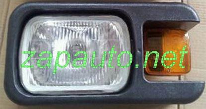 Изображение Фара передняя комбинированная левая XG918