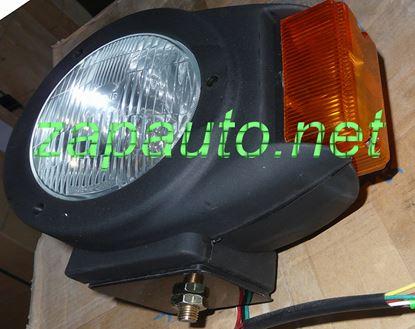 Изображение Фара передняя комбинированная левая XG931III, XG932II, XG932III, XG935III,  XG31651, XG31801, XG31202, XG32201