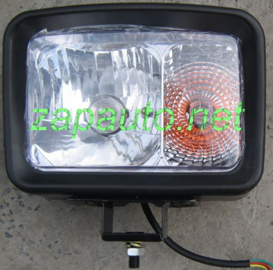 Изображение Фара передняя комбинированная левая XG942, XG951II, XG951III, XG953II, XG953III, XG955II, XG955III, XG958, XG962
