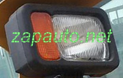Изображение Фара передняя комбинированная правая XG931H, XG932H, XG935H, XG942H, XG951H, XG953H, XG955H, XG958H, XG962H