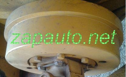 Изображение Фланец тормозной кпп (барабан) XG932II, XG932III, XG932H, XG935III, XG935H