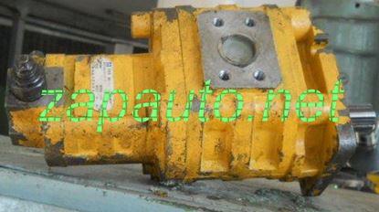 Изображение Насос гидравлики сдвоенный 650B