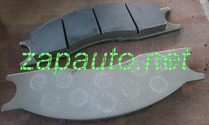 Изображение Колодка тормозная 639B, 650B, 659B