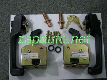 Изображение Ручка двери с замком ZL30G, LW300F, LG930-1, LG933, LG936, PC30, ZL50G, LW500F, LG952, LG953, LG956, LG958, LG968