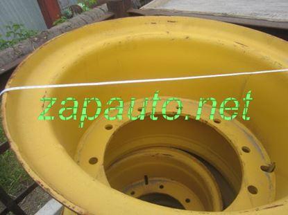 Изображение Диск колеса в сборе ZL50C, CLG855