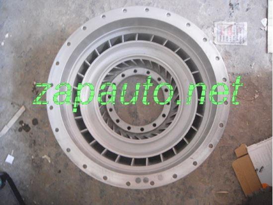 Изображение Крыльчатка турбины ZL50C, ZL40B, CLG852