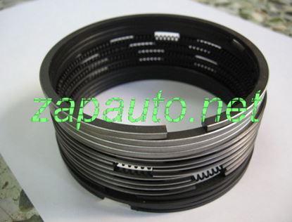 Изображение Кольца поршневые YC4D80-T10
