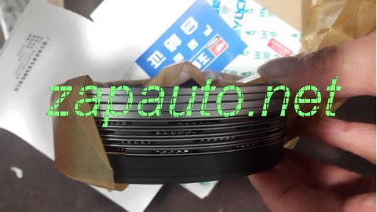 Изображение Кольца поршневые YC4D80-T20