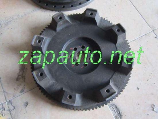 Изображение Маховик YC6B125-T11, YC6B125-T20, YC6B125-T21, YC6J125Z-T21