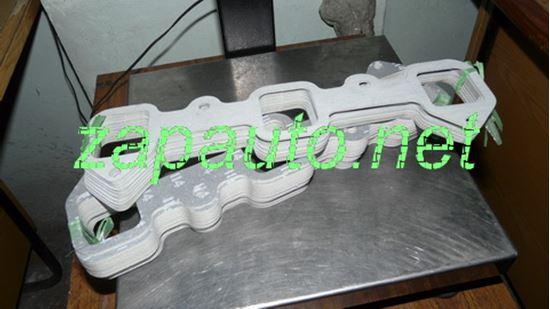 Изображение Прокладка впускного коллектора YC6108G, YC6B125-T10, YC6B125-T11, YC6B125-T20, YC6B125-T21