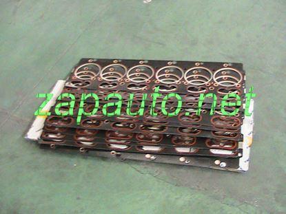 Изображение Прокладка головки блока цилиндров YC6108G, YC6B125-T10, YC6B125-T11, YC6B125-T20, YC6B125-T21, YC6J125Z-T20, YC6J125Z-T21