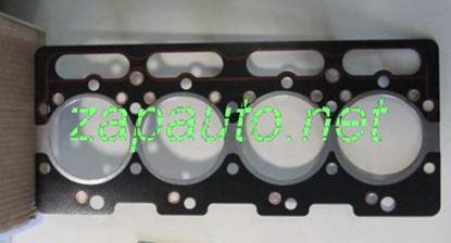 Изображение Прокладка головки блока цилиндров YC4D80-T10, YC4D80-T20
