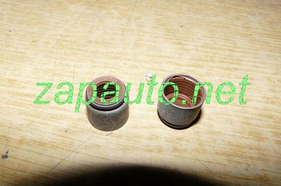 Изображение Сальник клапана (масляный колпачок) YC6108G, YC6B125-T10, YC6B125-T11, YC6B125-T20, YC6B125-T21, YC6J125Z-T20, YC6J125Z-T21, YC4D80-T10, YC4D80-T20