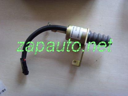Изображение Соленоид ТНВД YC6J125Z-T20, YC6J125Z-T21