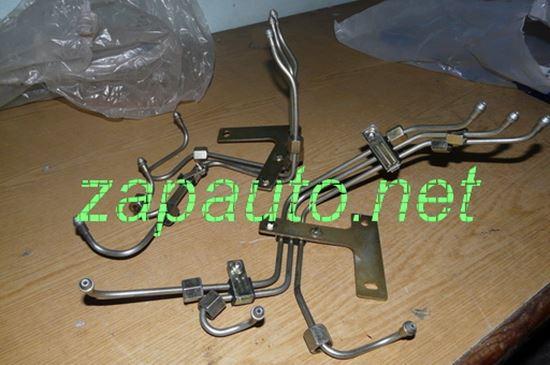 Изображение Трубки ТНВД YC6J125Z-T20, YC6J125Z-T21