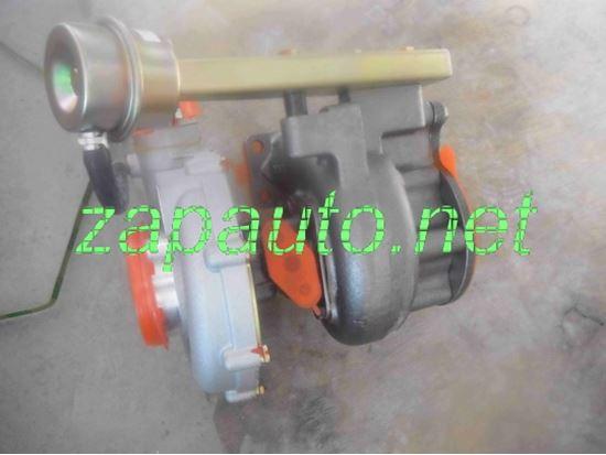 Изображение Турбокомпрессор YC6J125Z-T20, YC6J125Z-T21