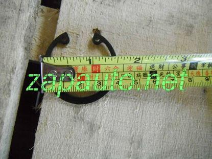 Изображение Кольцо стопорное поршня LR4105, YTR4105, LR4A3