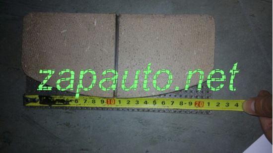 Изображение Колодка тормозная CDM843, CDM855, CDM856