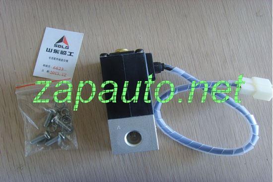Изображение Соленоид ручника LG930-1, LG933, LG936, LG952, LG953, LG956, LG958, LG968