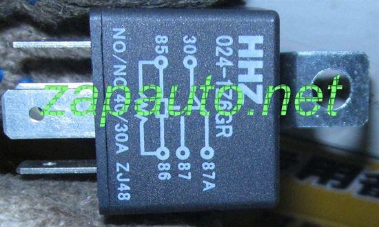 Изображение Реле 4-х контактное CLG777, CLG375