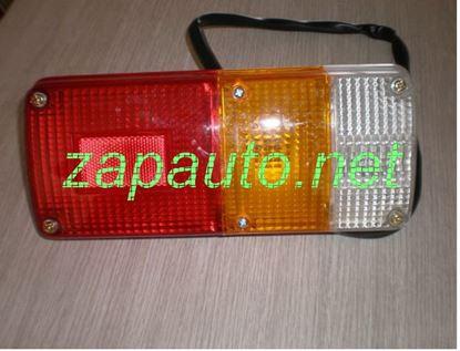 Изображение Фонарь задний комбинированный левый XG931H, XG932H, XG935H, XG951H, XG953H, XG955H