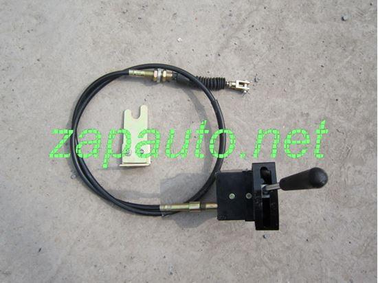 Изображение Переключатель скоростей CLG835, CLG855 ZL50C