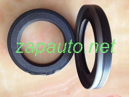 Изображение Сальник коленвала передний YC6108G, YC6B125-T10, YC6B125-T11, YC6B125-T20, YC6B125-T21, YC6J125Z-T20, YC6J125Z-T21, YC4D80-T10, YC4D80-T20