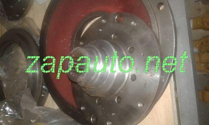 Изображение Фланец тормозного барабана HL850EX