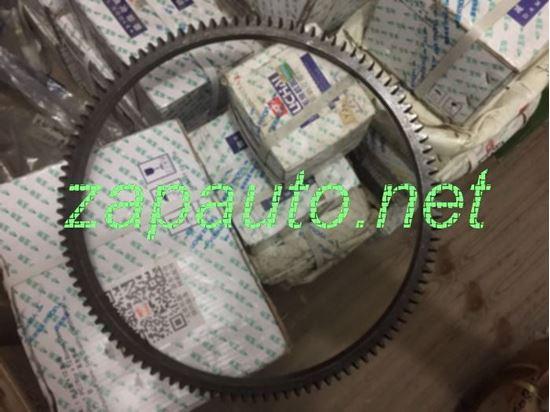 Изображение Венец маховика YC6108G, YC6B125 99 зубьев