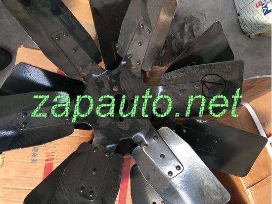 Изображение Вентилятор YC6108G, YC6B125 стальной
